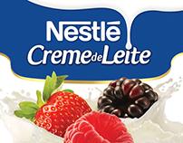 Redesenho Creme de Leite Nestlé