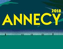 Annecy 2018 - 100 anos em 100 segundos