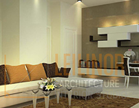 Interior Architecture by Leilinor Architect