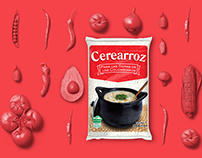 Cerearroz / logo + packaging