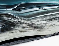 Flatbook Mercedes S-Class