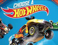 Hot Wheels Interstitial Game