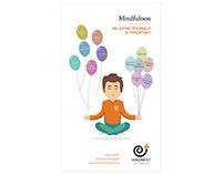 Meditation Newspaper Ad