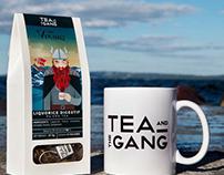 TEA AND THE GANG