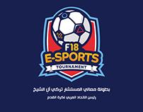 VFX opener for E-Sports Tournament