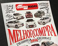 Revista Quatro Rodas - Melhor Compra 2016