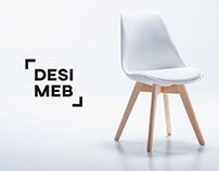 Desimeb - branding