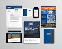 Irby Construction Brand Identity System