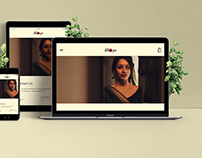 Manya - Website Design