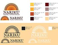 Nariku Travel Branding