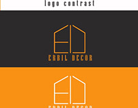 Erbil decor branding with logo
