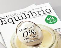 Revista Puro Equlibrio (Danone)