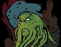 Waking The Kraken   Davy Jones