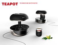 TEAPOT tea maker & water heater