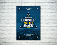 1 Hour Online Dubstep with Shakil Flyer