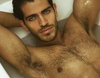 Alberto in Adon Magazine