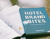 Hotel Brand Bites First Edition- Illustration