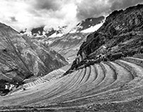 Perú in Black and White
