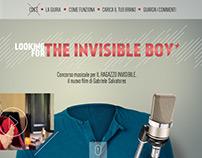 Il Ragazzo invisibile - Concorso Musicale