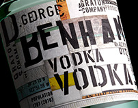 Benham Vodka Vodka