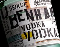Benham Vodka Vodka