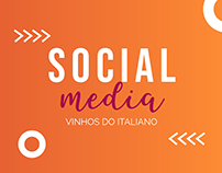 Social Media - Vinhos do Italiano