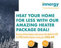 innergy Heater Poster