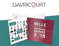 Davricourt - New Year 2018