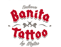 Banita Tattoo logo