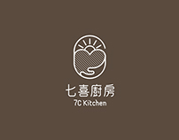 七喜廚房 7C Kitchen Rebranding
