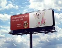 Milk-Bite Ad Campaign