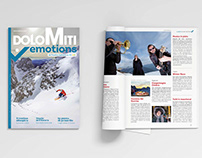 Magazine Dolomiti Clubres