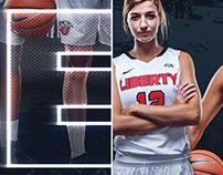 Liberty Women's Basketball