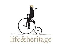 LIFEANDHERITAGE.CO.UK Custom Wordpress Website