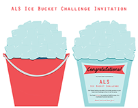ALS Ice Bucket Challenge Invitation