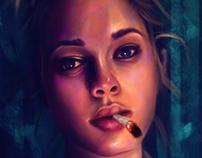 portrait study ( presentation + steps )