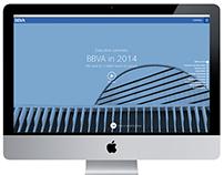 BBVA in 2014