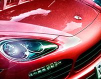 Porsche Cayenne 3D
