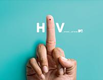 MTV #FCKHIV Posters