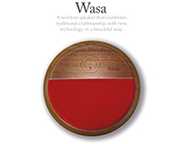 Wasa - Audio speaker project