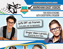 MARKHAM EAST VISION FLYERS
