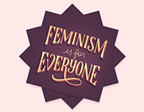 Feminism Is For Everyone
