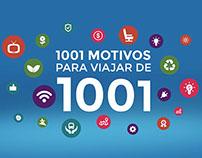 1001 Motivos 1001