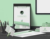 Personal Branding || Logo || Carmelo Di Caprio