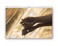 Indra Zabala Website