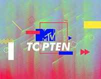 MTV TOPTEN 2016 - MTV VIETNAM