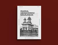 Magazine Mockup | Muzeul Graniceresc Nasaudean