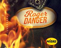 ROGER DANGER - Midas