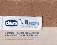 Chicco - 'To Be' Collection (Italia - 2013)