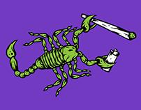 Ganja Scorpion